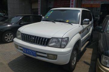 丰田 普拉多 2001款 2.7 手动