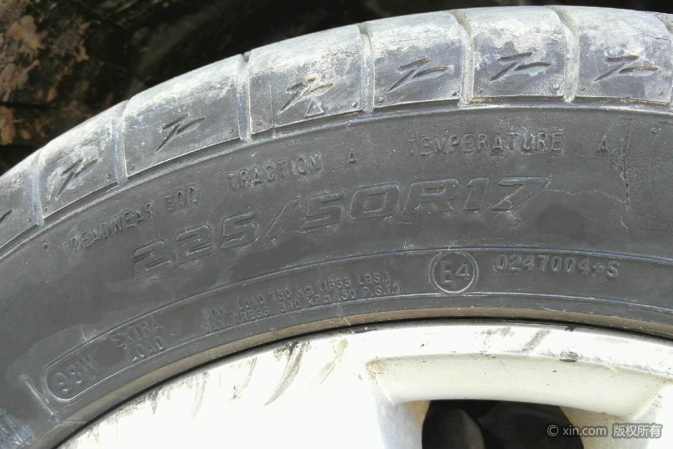 荣威7502007款2.5自动e贵雅版长城皮卡风骏5胎压图片