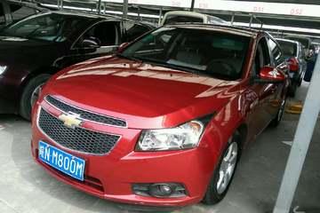雪佛兰 科鲁兹三厢 2009款 1.6 手动 SE