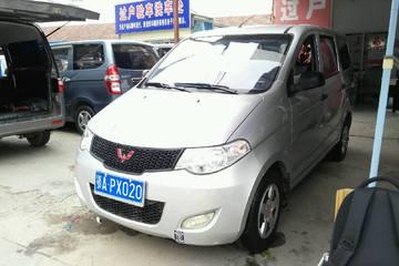 五菱 宏光 2013款 1.5 手动 S舒适型5座