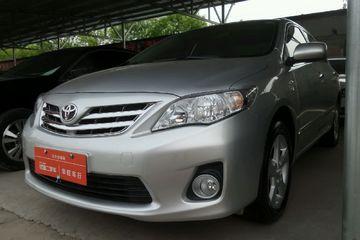 丰田 卡罗拉 2011款 1.8 自动 GLXi导航版