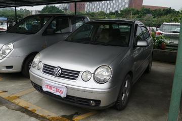 大众 POLO三厢 2003款 1.6 手动 豪华型