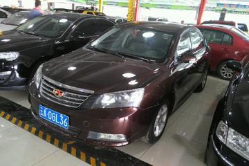 帝豪 EC7经典三厢 2012款 1.5 手动 舒适型