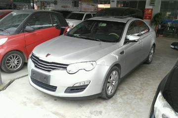 荣威 550 2012款 1.8T 自动 D品臻版