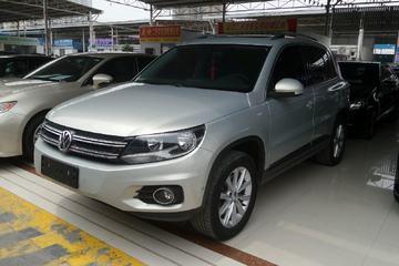 大众 Tiguan 2012款 2.0T 自动 舒适版四驱 柴油