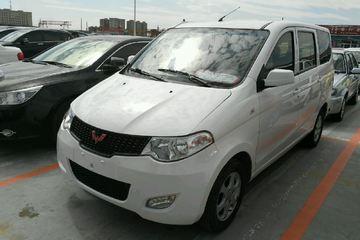 五菱 宏光 2013款 1.2 手动 S舒适型5-7座
