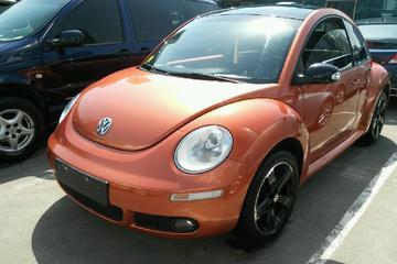 大众 甲壳虫掀背 2010款 2.0 自动 墨橘舒适版