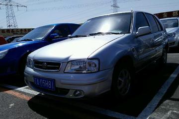 天津一汽 夏利A 2008款 1.0 手动 三缸两厢无空调
