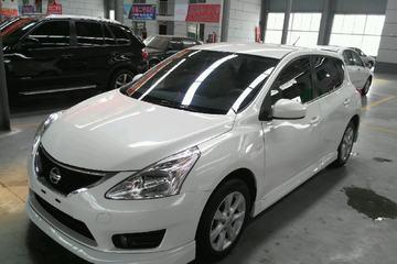 日产 骐达 2011款 1.6 手动 舒适型