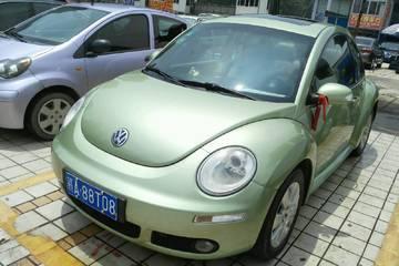 大众 甲壳虫掀背 2008款 2.0 自动 顶配版