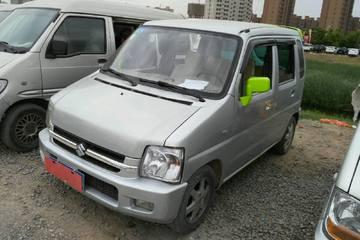 铃木 北斗星 2006款 1.4 手动 STD标准型