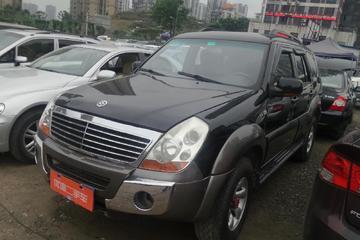黄海 翱龙CUV 2006款 2.8T 手动 舒适型后驱 柴油