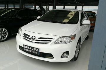 丰田 卡罗拉 2012款 1.6 自动 GL炫装版