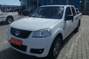 长城 风骏 2011款 2.8T 手动 公务版大双精英型后驱 柴油