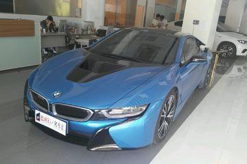宝马 i8 2014款 1.5T 自动 标准型 油电混合