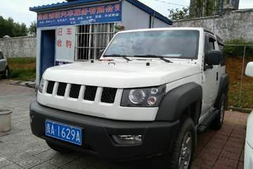 北京汽车 北京40 2014款 2.4 手动 酷野版四驱