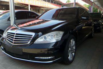 奔驰 S级 2010款 5.5 自动 S500L四驱