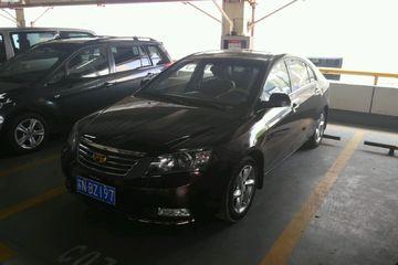 帝豪 EC7经典三厢 2012款 1.8 手动 豪华型