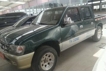 东风 皮卡 2013款 2.8T 手动 P65 DA11K标准型后驱 柴油
