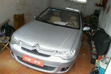 雪铁龙 爱丽舍三厢 2008款 1.6 手动 标准型