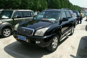 江淮 瑞鹰 2009款 2.4 手动 豪华运动型四驱