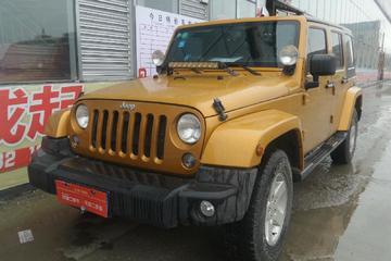 Jeep 牧马人 2014款 3.0 自动 Sahara四门