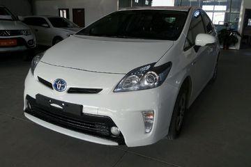 丰田 普锐斯 2012款 1.8 自动 豪华型 油电混合