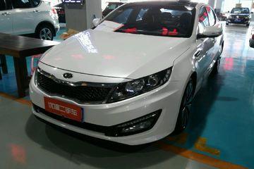 起亚 K5 2011款 2.0 自动 DLX