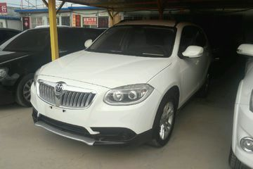 中华 V5 2012款 1.6 自动 舒适型前驱