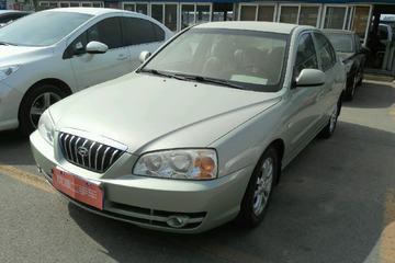 现代 伊兰特三厢 2004款 1.6 自动 标准型GL