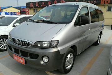 江淮 瑞风 2007款 2.4 手动 彩色之旅基本型5-8座