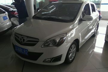 北京汽车 E系列两厢 2013款 1.5 手动 乐天版