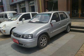 天津一汽 夏利A 2011款 1.0 手动 三缸两厢