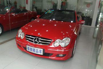 奔驰 CLK级 2006款 3.0 自动 CLK280