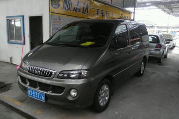 江淮 瑞风 2002款 2.4 手动 豪华型7座