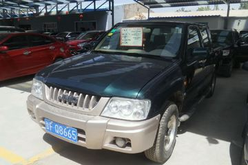 江铃 宝典 2009款 2.8T 手动 超值版四驱 柴油
