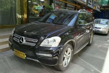 奔驰 GL级 2012款 3.0T 自动 GL350 BlueTEC四驱 柴油