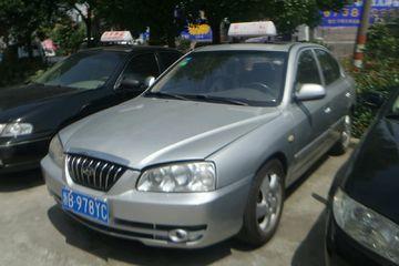 现代 伊兰特三厢 2004款 1.8 手动 豪华型GLS