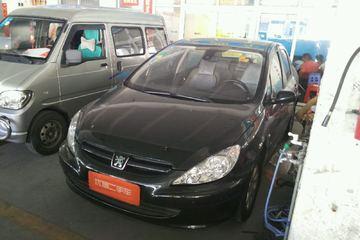 标致 307三厢 2004款 2.0 自动 XT舒适版