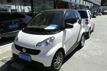 smart ForTwo 2012款 1.0 自动 硬顶激情版