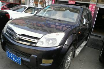 长城 哈弗汽油系列 2006款 2.4 手动 超豪华型后驱