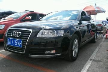 奥迪 A6L 2011款 2.0T 自动 TFSI标准型