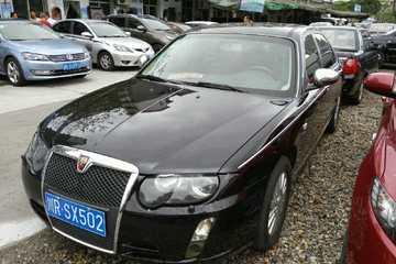 荣威 750 2008款 1.8T 自动 D商雅版
