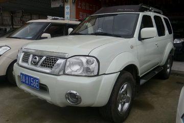 日产 帕拉丁 2008款 2.4 手动 XE标准型后驱