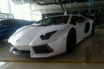兰博基尼 Aventador 2012款 6.5 自动 LP700-4