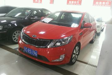 起亚 K2三厢 2011款 1.6 自动 Premium