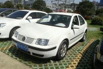 大众 宝来三厢 2002款 1.6 手动 5V基本型