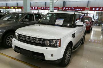 路虎 揽胜运动版 2013款 3.0T 自动 极致版 柴油