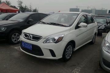 北京汽车 绅宝D20三厢 2015款 1.3 手动 乐活版
