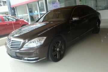 奔驰 S级 2010款 3.5 自动 S400 油电混合